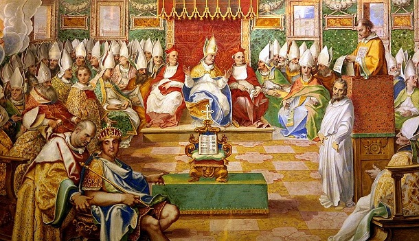 Church History, Lesson 16: The Council of Nicaea and an Imperial Christianity