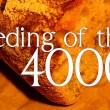Jesus Feeds Us: Mark 8:1-9