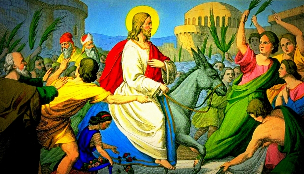 Palm Sunday Service Link