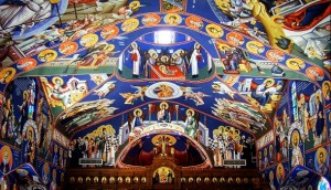 Frescoe of Holy Trinity, Butte, MT (610x351)