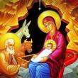 Wisdom 18:14-15, Luke 2:1-20: The Word of God Descended from Heaven's Royal Throne