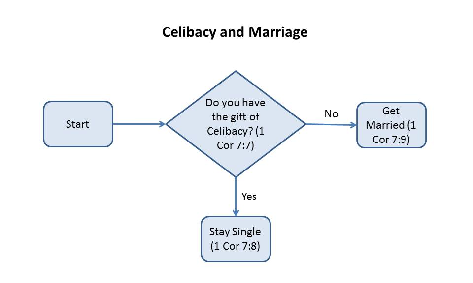 Lesson 9, Celibacy and Marriage