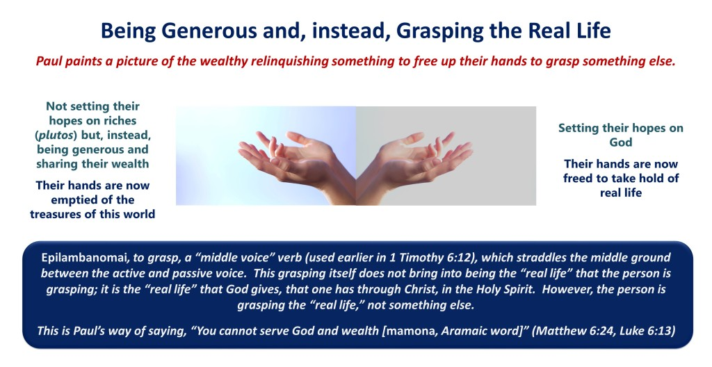 Lesson 12, generous in sharing, grasping the real life
