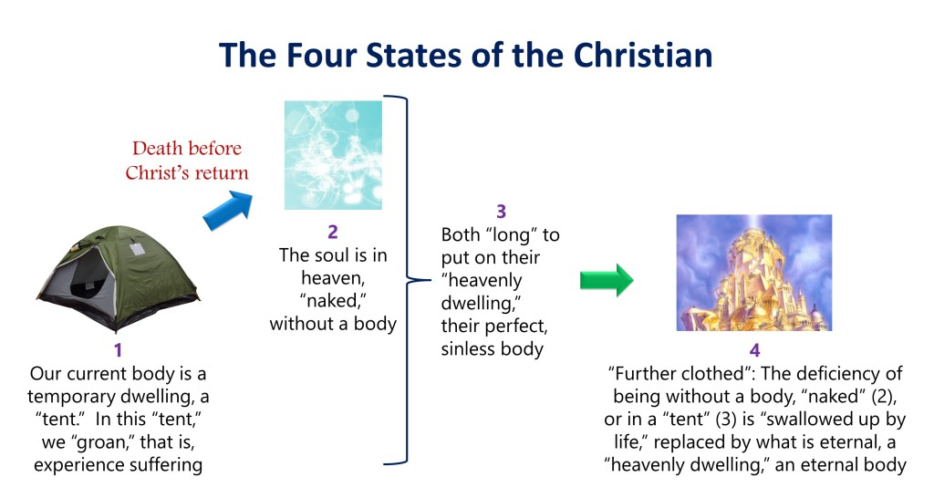 Lesson 7, The Four States of the Christian
