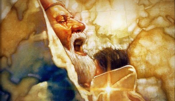 Luke 2:33-40: A Sword Will Pierce Your Soul, O Mary