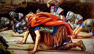 centurion at the cross