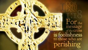 Foolishness of the Cross(2)