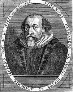 18, Johann Gerhard