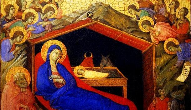 Exodus 40:17-21,34-38; John 1:14: Christmas Day