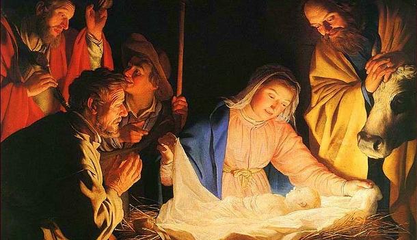 Luke 2:1-20: Christmas Eve