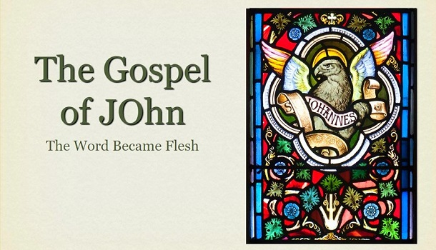 John: Lesson 1, Introduction and Prologue