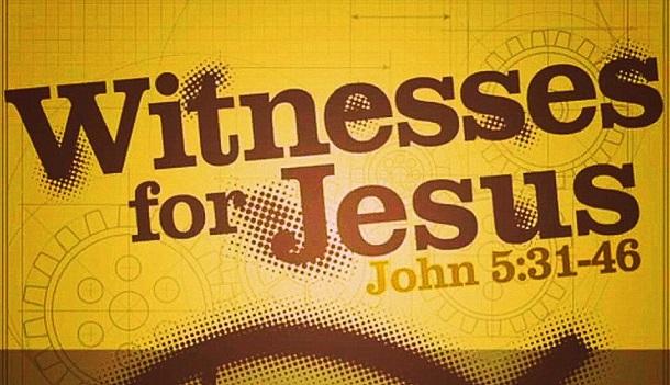 "John: Lesson 7: Jesus Goes to ""Court"" (John 5:30-47)"