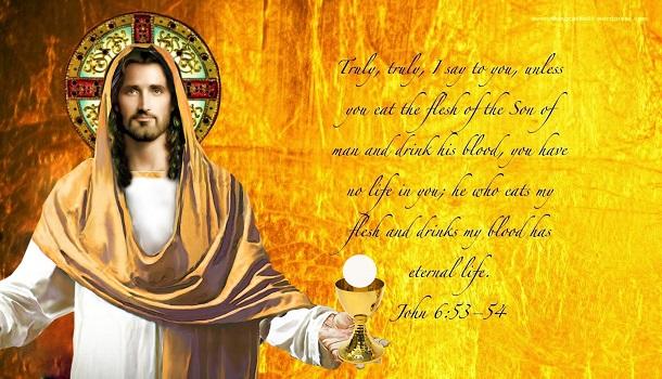 John: Lesson 9: The Food of God's Kingdom (John 6:25 – 71)