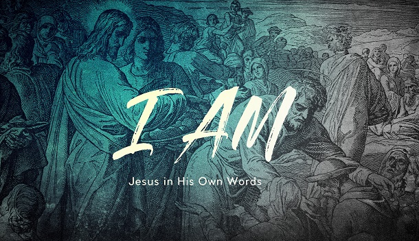 "The ""I AM,"" the Flesh-and-Bone God for Us"