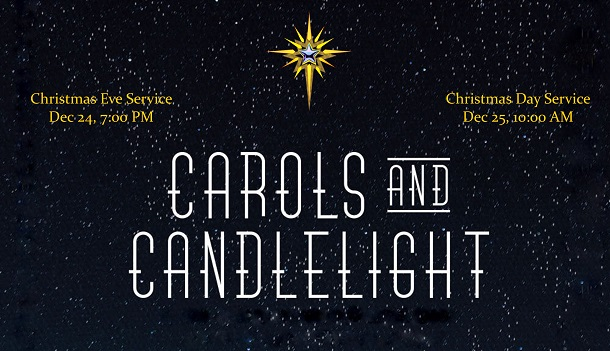 Christmas Eve and Day Services