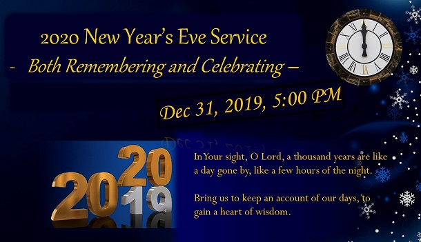 New Year's Eve Service