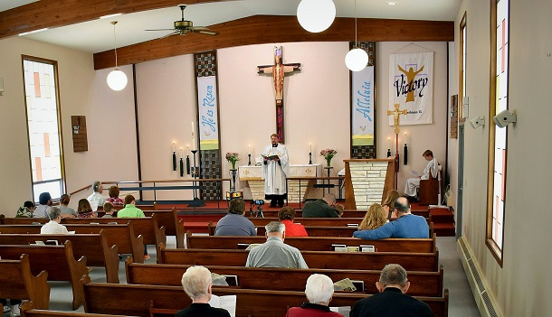 Church Services Resume on May 10