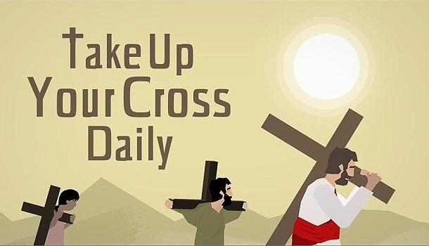 Matthew 16:21-28: Your Cross and His Cross