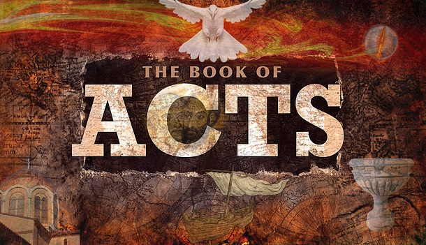 Starting on September 27, Journey with Us through the Book of Acts